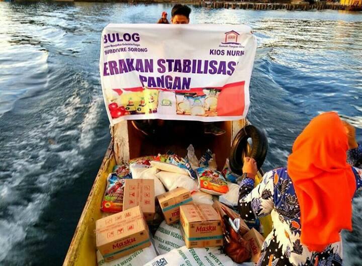 gerakan stabilisasi pangan bulog 1