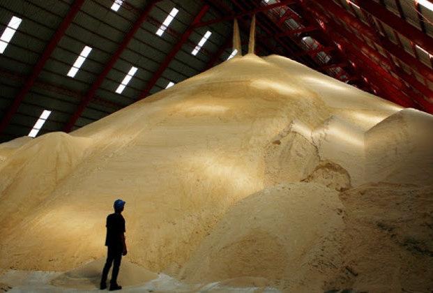 stok gula pasir