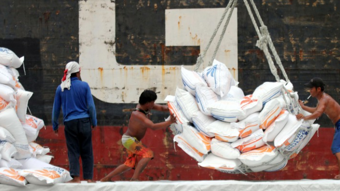 impor beras bulog
