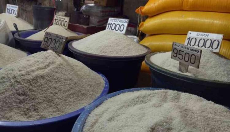 harga beras bulog