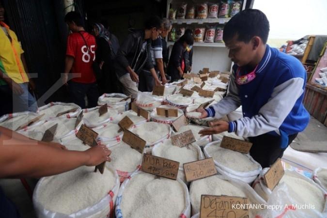 beras pasaran