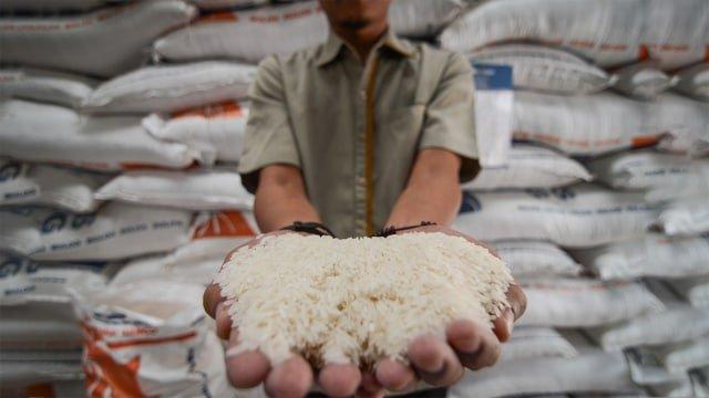 beras bulog